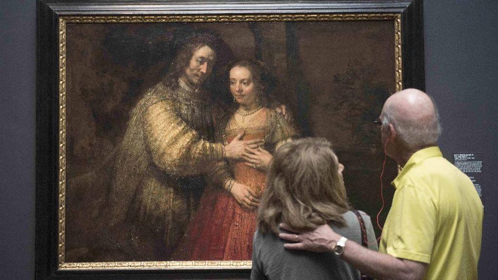 Mengenal Rembrandt, Pelukis Masyhur dari Belanda