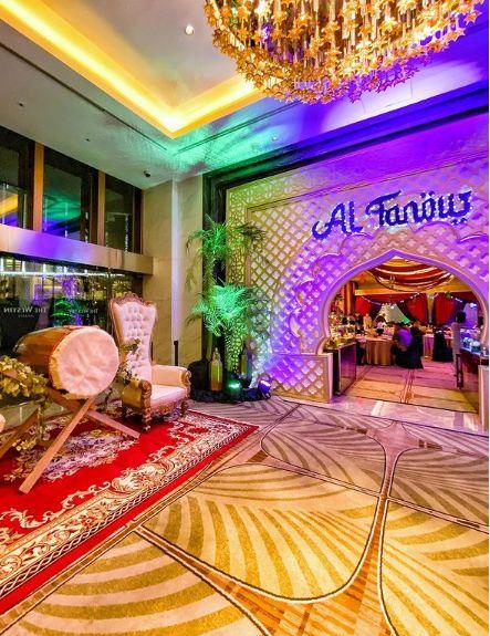 Mari Berbuka Puasa dengan Suasana Timur Tengah di 'Al Fanous'!