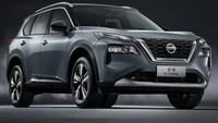 Nissan X-Trail Kini Pakai Mesin Turbo