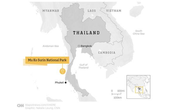 Suku Moken bisa menahan nafas untuk jangka waktu yang sangat lama. Keterampilan ini diasah selama berabad-abad. Kehidupan nomaden mereka yakni berlayar di antara Kepulauan Mergui Myanmar dan Laut Andaman.