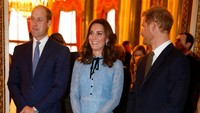 10 Momen Akrab Pangeran William-Harry, Kate Middleton, Sebelum Keluar Istana