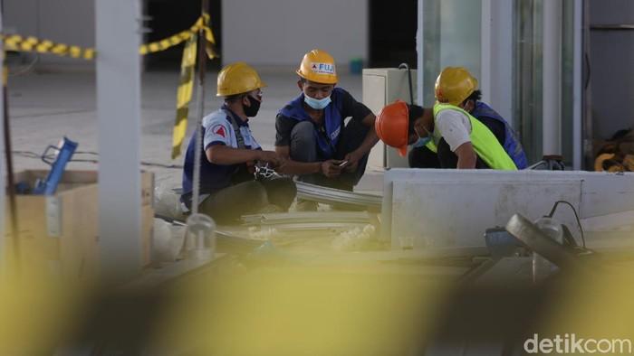 Menteri Perhubungan Budi Karya Sumadi memastikan pembangunan Stasiun Bekasi selesai akhir tahun nanti. Stasiun ini akan menjadi stasiun besar yang melayani keberangkatan luar kota.