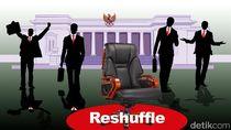 Kode Reshuffle Kabinet dari Istana