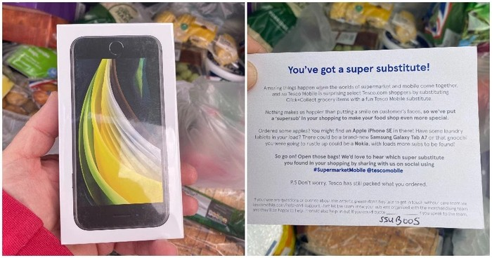 Rezeki Nomplok! Beli Buah Apel Online, Pria Ini Dapat Bonus iPhone Mahal