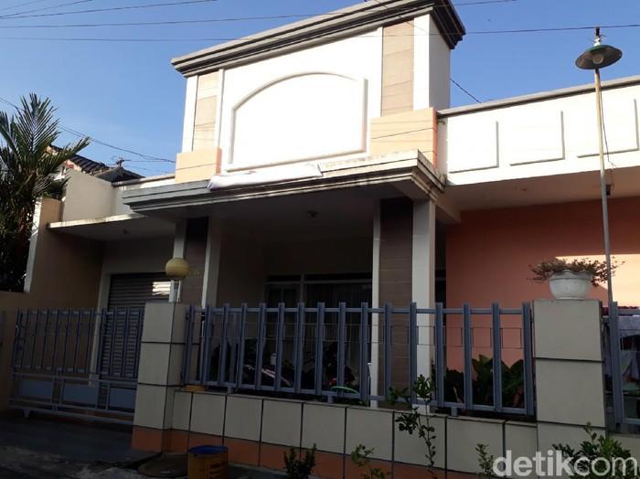 Rumah di Dliko Indah III, Blotongan, Sidorejo, Salatiga yang pernah dikontrak Jozeph Paul Zhang.