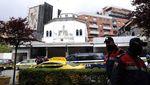 Suasana Masjid di Albania Pasca Penusukan