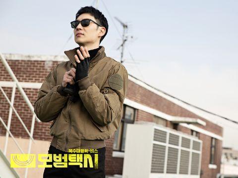 Drama Korea Taxi Driver