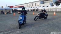 Bisa Test Ride Motor Ini di IIMS 2021: BeAT Listrik, Kawasaki ZX-25R, dan Royal Enfield Himalayan