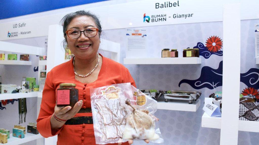 Lewat BRIncubator 2021, 30 UMKM Kuliner Dibina Agar Go Global