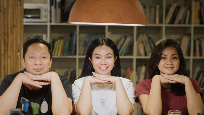 Yura Yunita, Ringgo Agus Rahman, Nirina Zubir