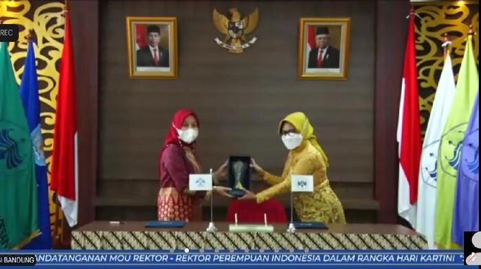 12 rektor perempuan di Indonesia