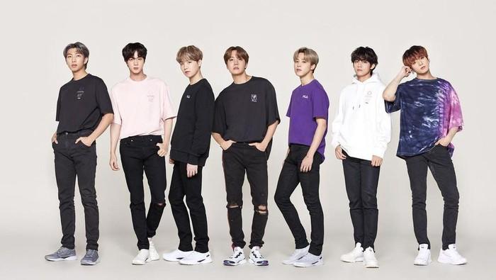 7 Kolaborasi BTS dengan Brand Ternama