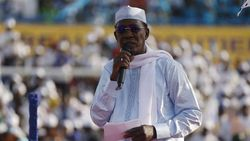 Presiden Chad Meninggal Usai Berperang Melawan Pemberontak