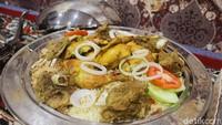 Al Kabsa: Nasi Mandhi dan Nasi Kabsa Rasa Autentik Timur Tengah