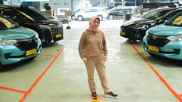 Bintarti Yulianto, 'Kartini' yang Jadi Bos Teknik Blue Bird