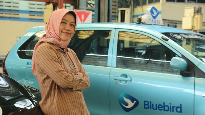 Bintarti Yulianto, Kartini yang Jadi Bos Teknik Blue Bird