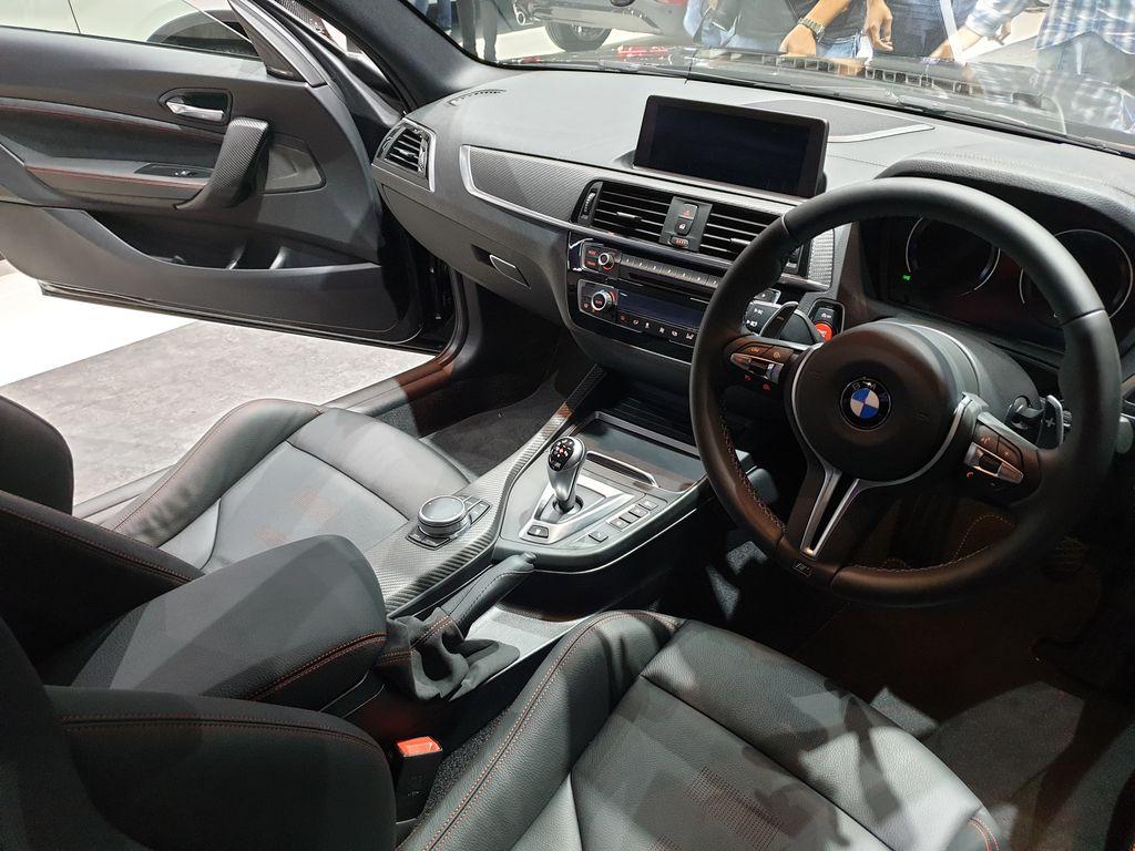 BMW tawarkan paket M Performance Parts di IIMS 2021