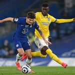 Chelsea Vs Brighton Masih Tanpa Gol di Babak Pertama