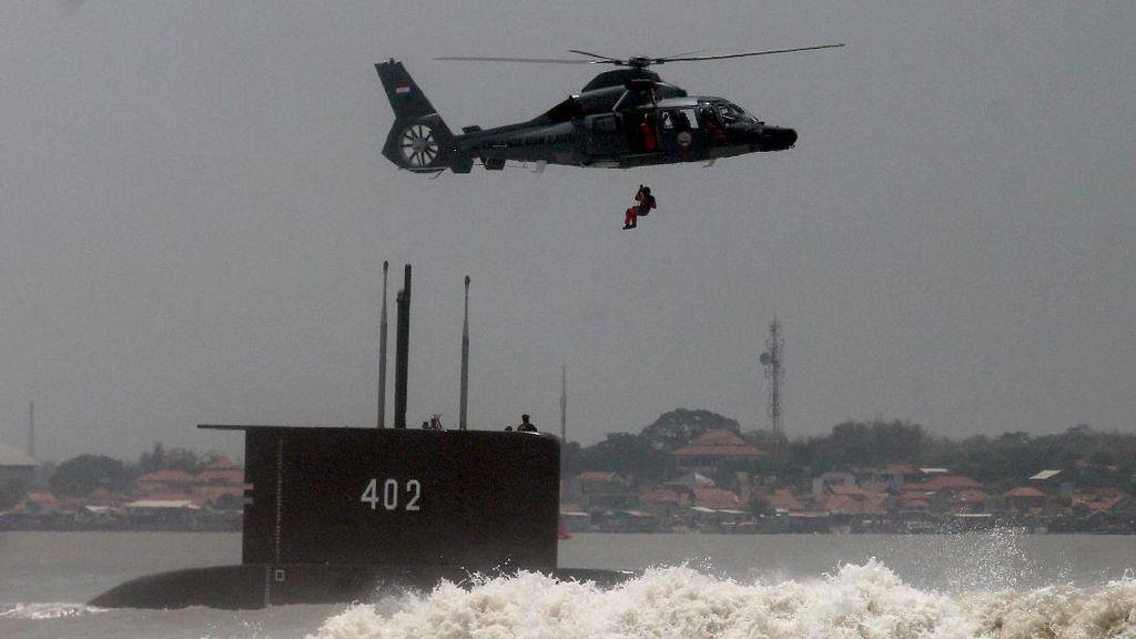 Australia Siap Bantu Pencarian KRI Nanggala-402