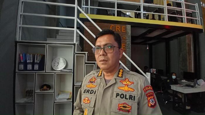 Kabid Humas Polda Jawa Barat Kombes Erdi A Chaniago