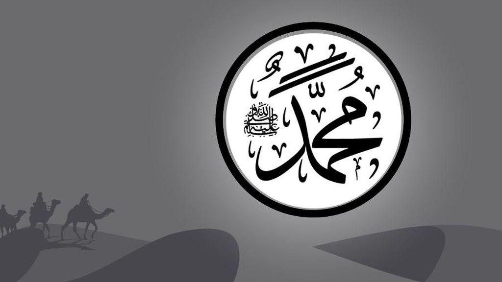 Kisah Nabi Muhammad SAW, Keluarkan Air dari Sela Jari hingga Membelah Bulan