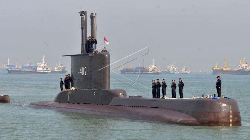 Ada 53 Orang di Kapal Selam TNI AL yang Hilang di Bali