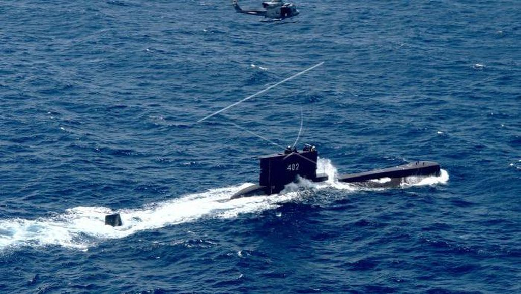 TNI Gandeng Singapura dan Australia Cari Kapal Selam Hilang di Bali
