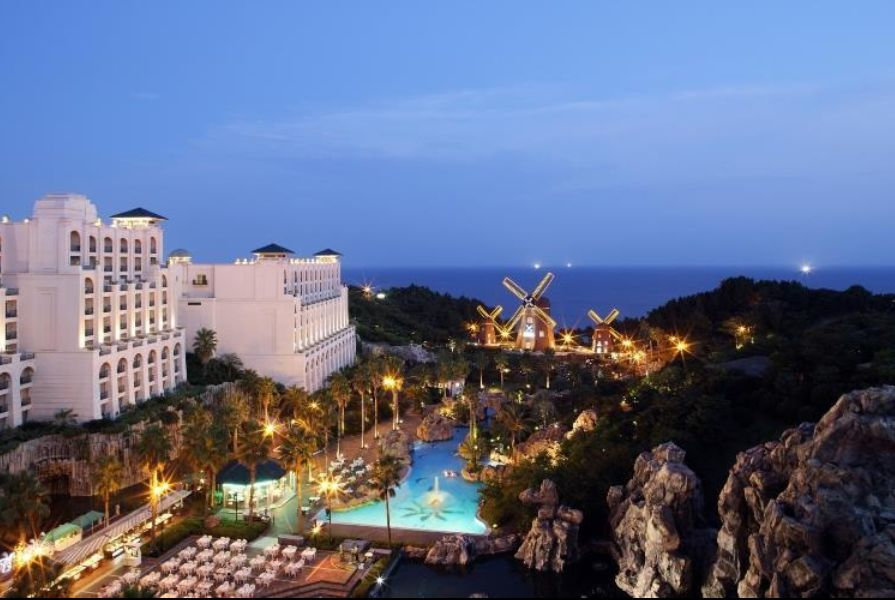 Lotte Hotel Jeju, lokasi syuting MV baru TWICE