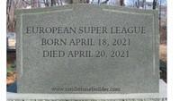 Deretan Meme Usia Pendek European Super League