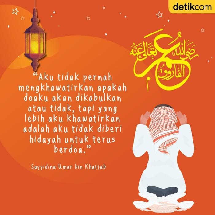 Mutiara Ramadhan Umar bin Khattab