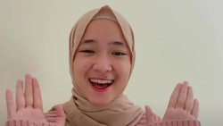 Bukan Gelay, Ini yang Diungkapkan Nissa Sabyan di Video Viral