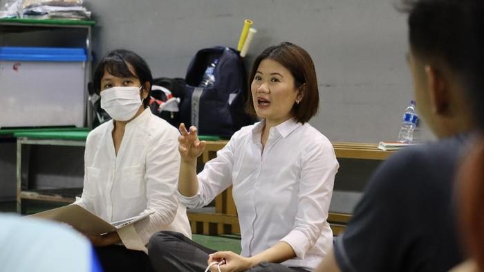 Jelang Olimpiade, Pebulutangkis Kegemukan Dapat Perhatian Khusus