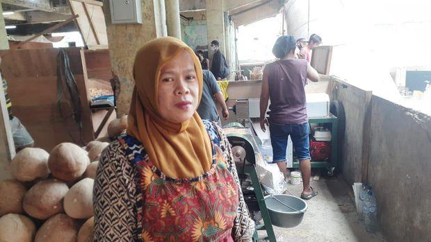 Pedagang Pasar Minggu, Oneng Hayati