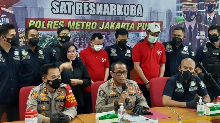 Polisi rilis penangkapan Rio Reifan yang keempat kalinya.