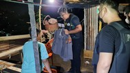 Polwan Gadungan di Bitung Ditangkap Usai Foto Mesra Sesama Jenis