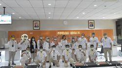 PPSDM Migas Jadi Tujuan BenchmarkingPuslitbang Tekmira & PIP Semarang