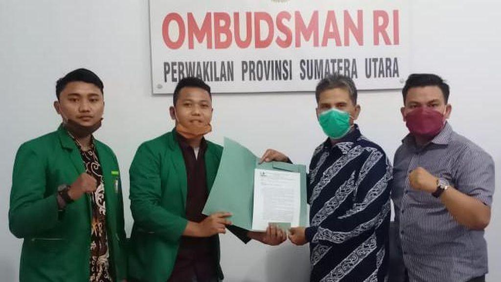 Mahasiswa UIN Sumut Ngaku Diancam DO Usai Demo Dugaan Plagiat Rektor