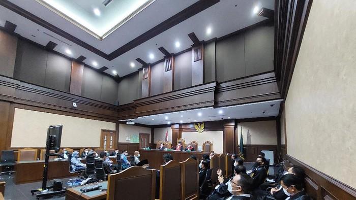 Sidang Edhy Prabowo terkait Kasus Ekspor Benur
