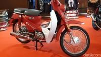 Motor Mirip Honda Super Cub Ini Dijual Rp 20 Jutaan