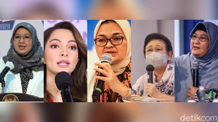 Sosok Kartini di balik pandemi COVID-19