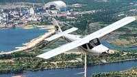 Terbang Rendah di Atas Situs Nuklir Chernobyl, Berani?