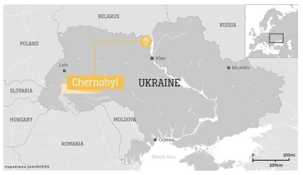 Dengan tiket seharga USD 106, peserta akan duduk di pesawat Embraer 195 yang akan lepas landas dari Bandara Boryspil Kiev. Rutenya ke utara menuju Chernobyl, menikmati panorama Exclusion Zone.