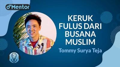 Keruk Fulus Dari Busana Muslim