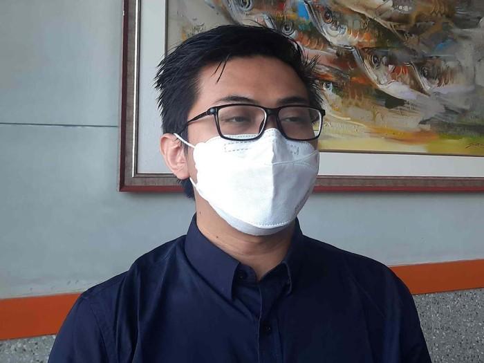 Tim Kuratif Satgas COVID-19 Jatim, dr Makhyan Jibril