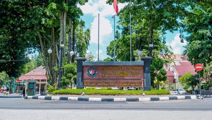 Universitas Kristen Satya Wacana (UKSW) Salatiga.