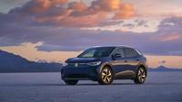 Volkswagen ID.4, Mobil Terbaik di Dunia 2021