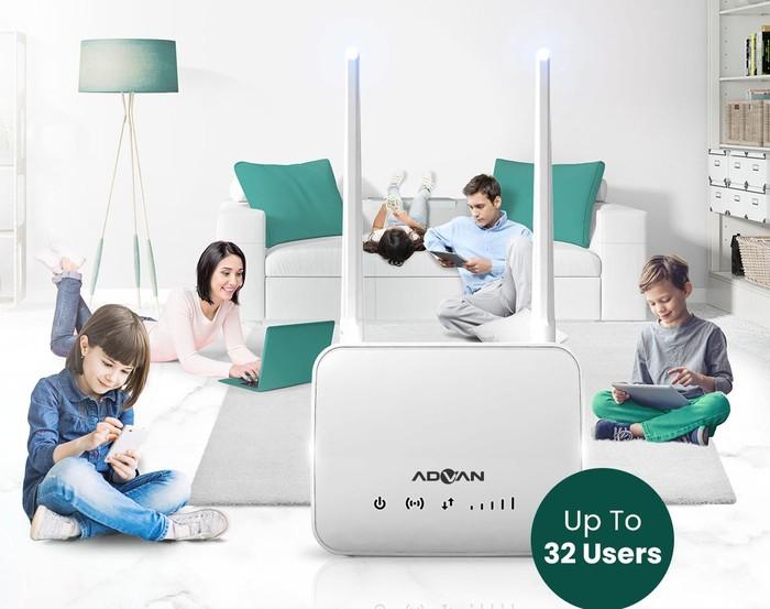 Advan Router