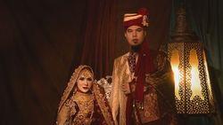 Mengintip Tradisi Lebaran di Kediaman Mulan Jameela dan Ahmad Dhani