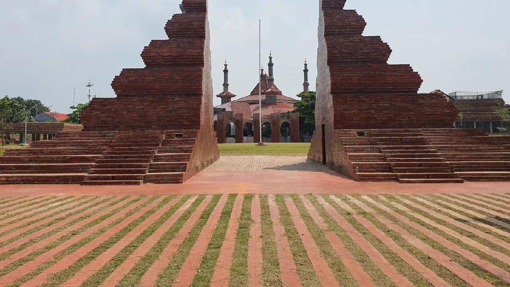 Alun-alun Kejaksan Cirebon Dirancang Pasangan Arsitek RI-Jerman