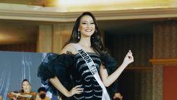 Ayu Maulida Tetap Puasa di Karantina Miss Universe, Banjir Pujian Netizen